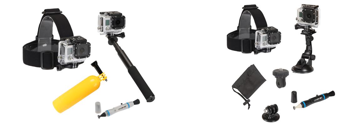 Action Camera Kits